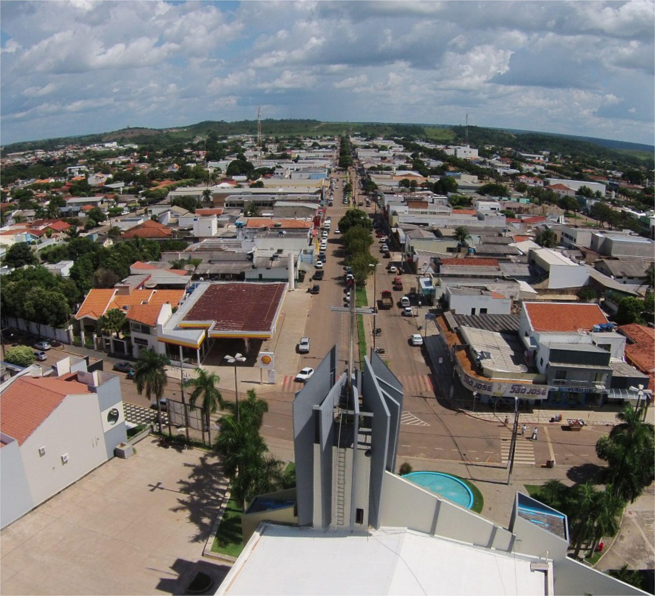 Colíder Mato Grosso fonte: www.megaviagensmt.com.br